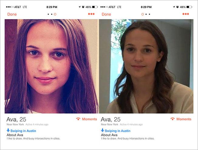 Porque o perfil de uma mulher no Tinder está causando tanto alvoroço