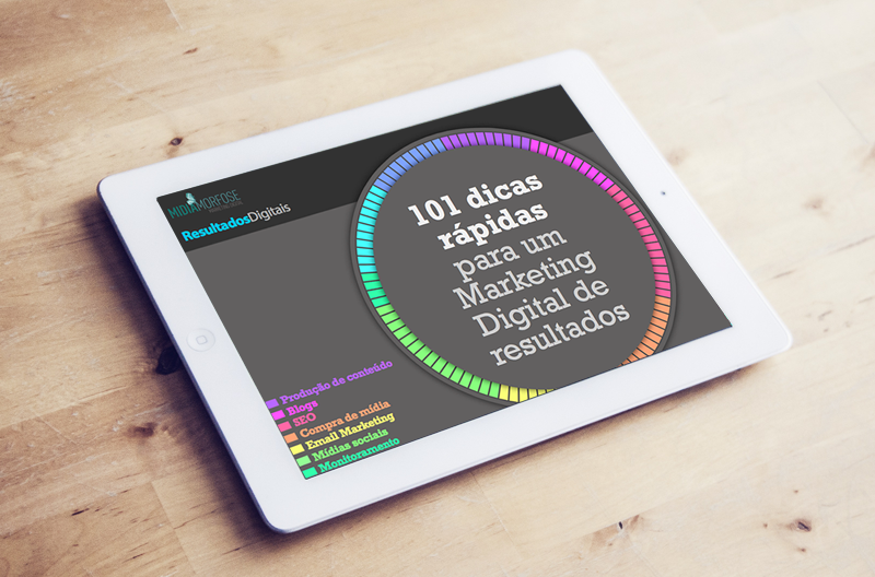 E-book gratuito: 101 dicas rápidas para um Marketing Digital de Resultados