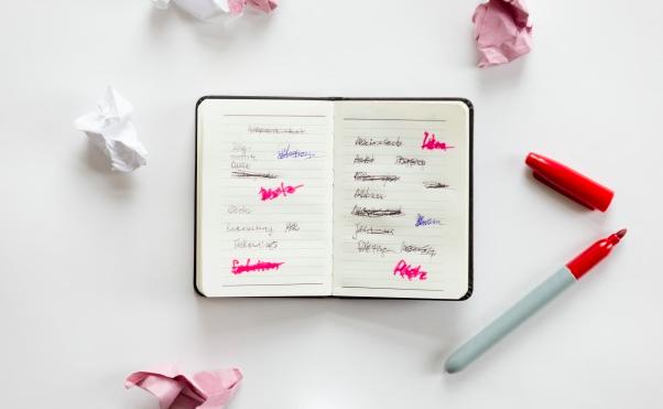 Aprender com os erros - Hábitos para ser mais criativo