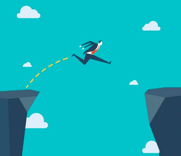 Assumir riscos - Hábitos para ser mais criativo