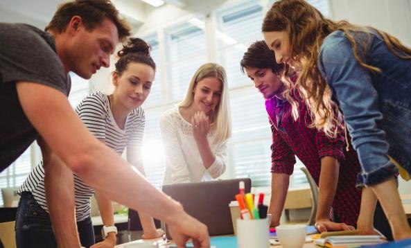 Equipe - Hábitos para ser mais criativo
